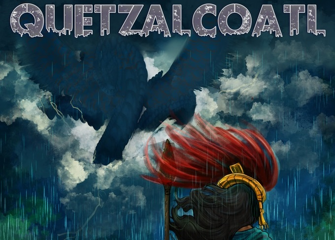 QUETZALCOATL: A Latinx Comic