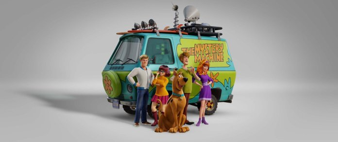Scoob! animated feature
