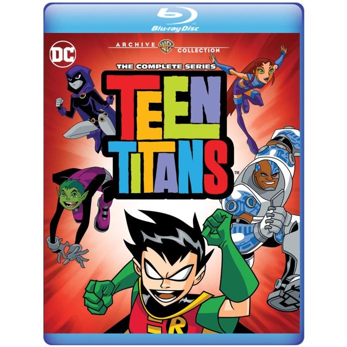 Teen Titans complete series