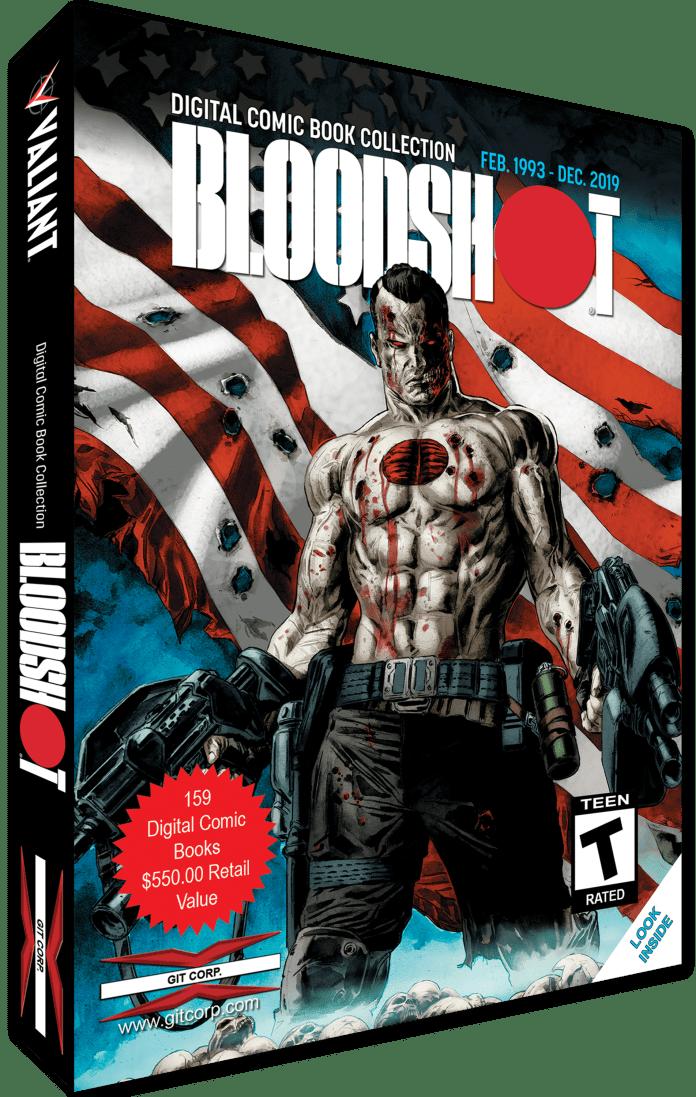 Bloodshot digital collection