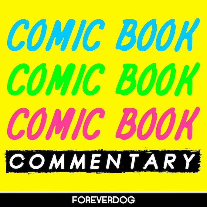 podcasts making comics commentary