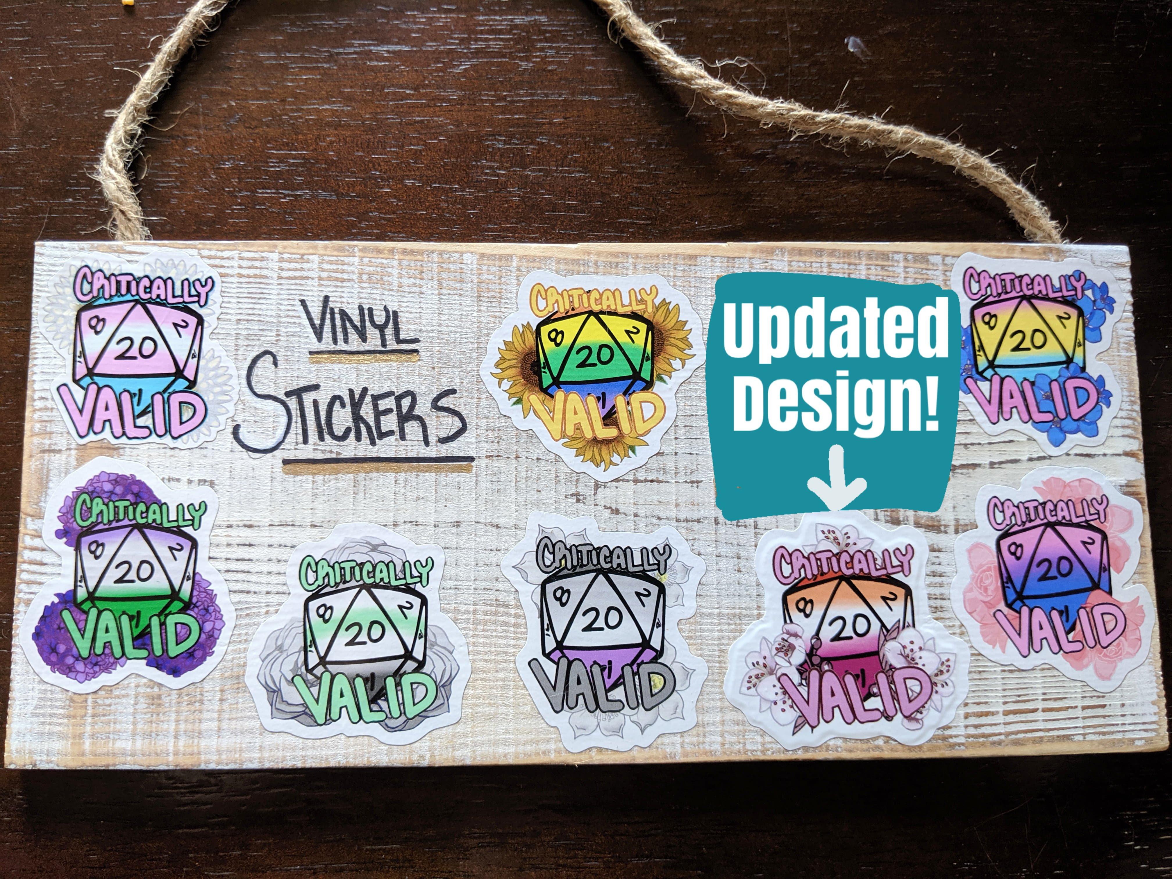 CloudKBD: Critically Valid vinyl stickers