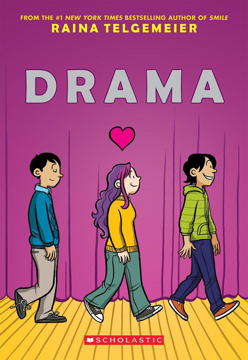 50 queer comics: Drama