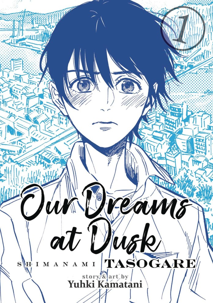 50 queer comics: Our Dreams At Dusk