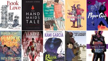2019 Goodreads Choice Awards finalists