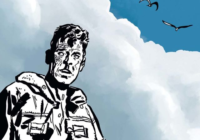 REVIEW: BATTLE STATIONS brings the lost art of Hugo Pratt back to life