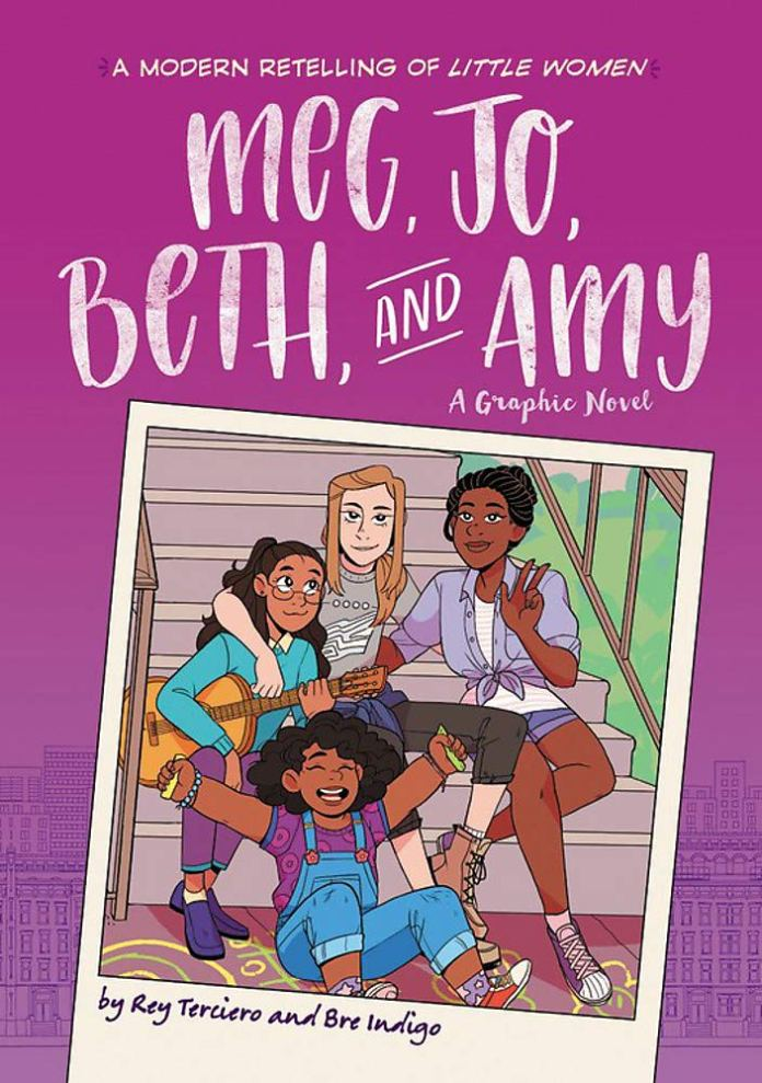 50 queer comics: Meg, Jo, Beth and Amy