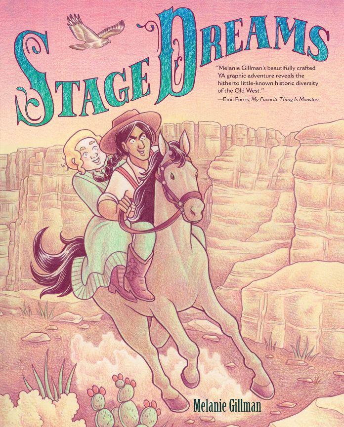 50 queer comics: Stage Dreams