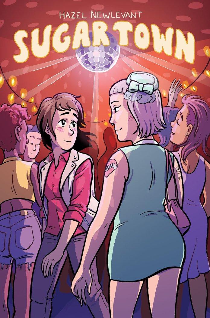 50 queer comics: Sugar Town