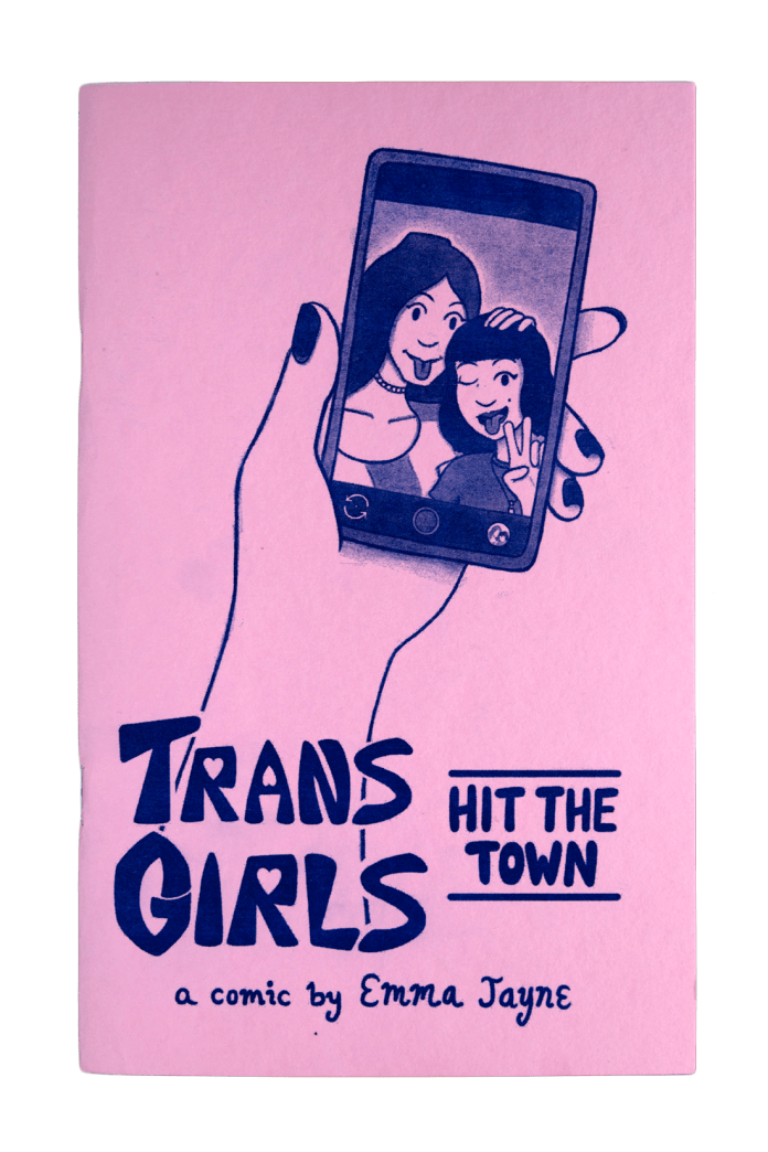 50 queer comics: Trans Girls Hit the Town