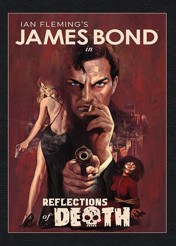 James Bond in Reflections of Death