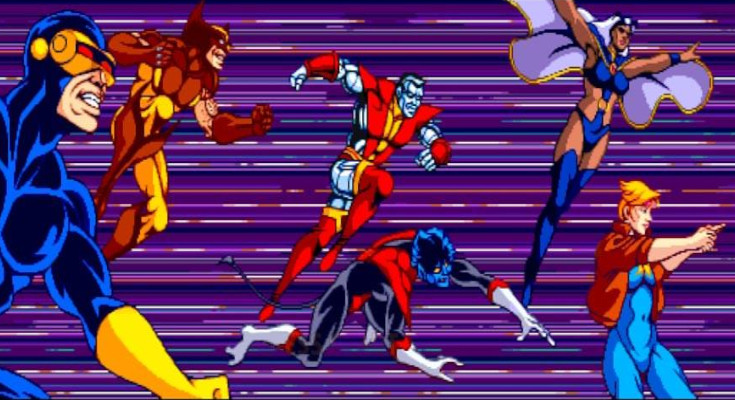 X-Men The Arcade Game was amazing. It still is.