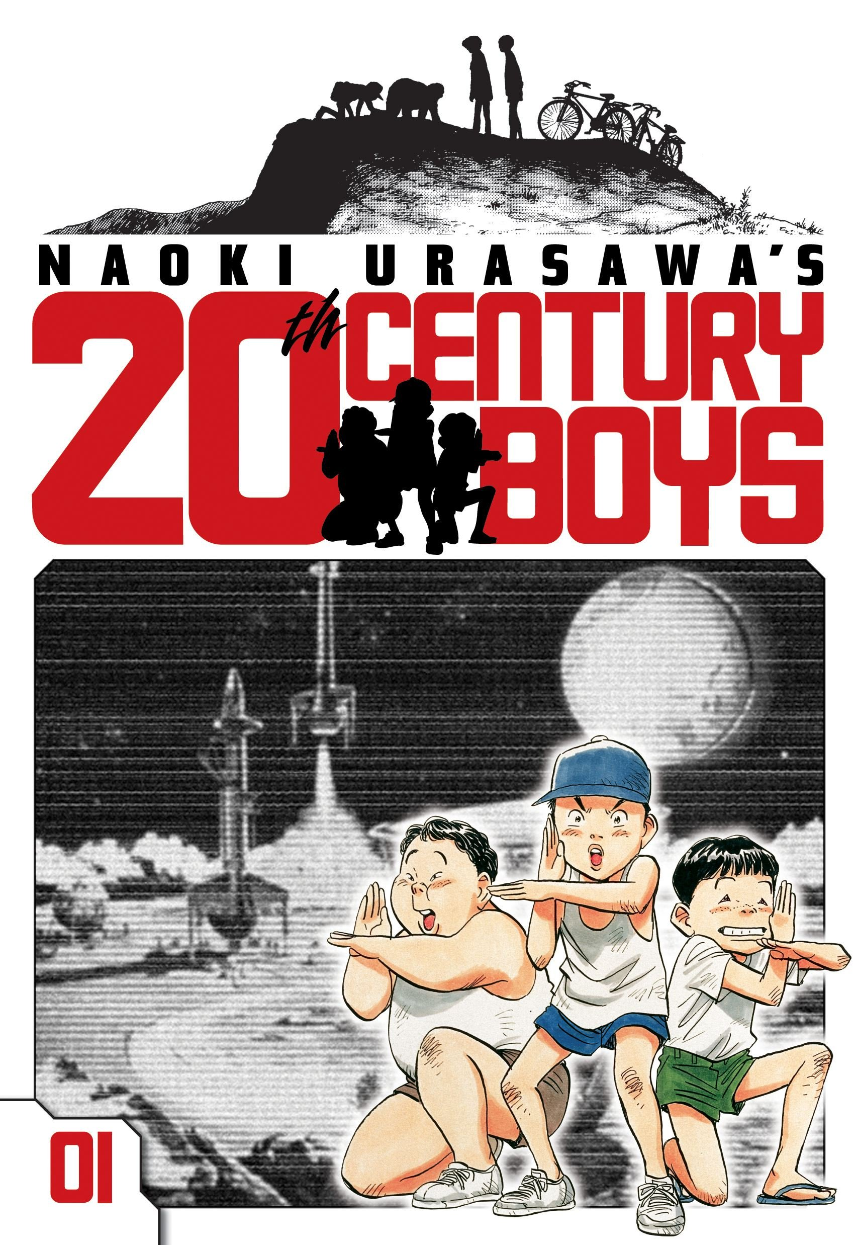 The 100 Best Comics of the Decade: 20th Century Boys