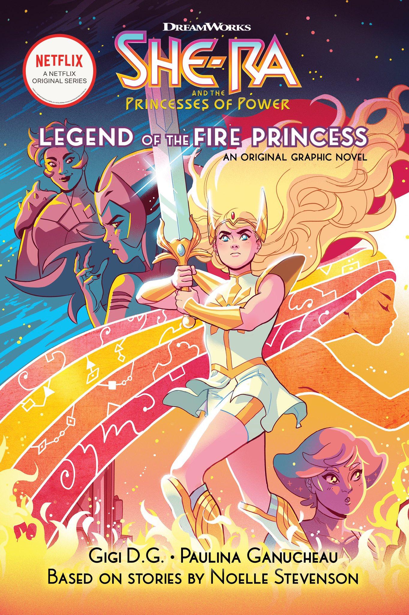 She-Ra Princesses of Power: Legend of the Fire Princess