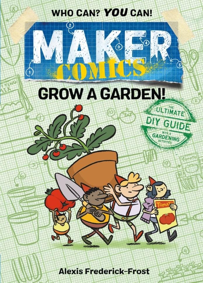 Grow A Garden Cover