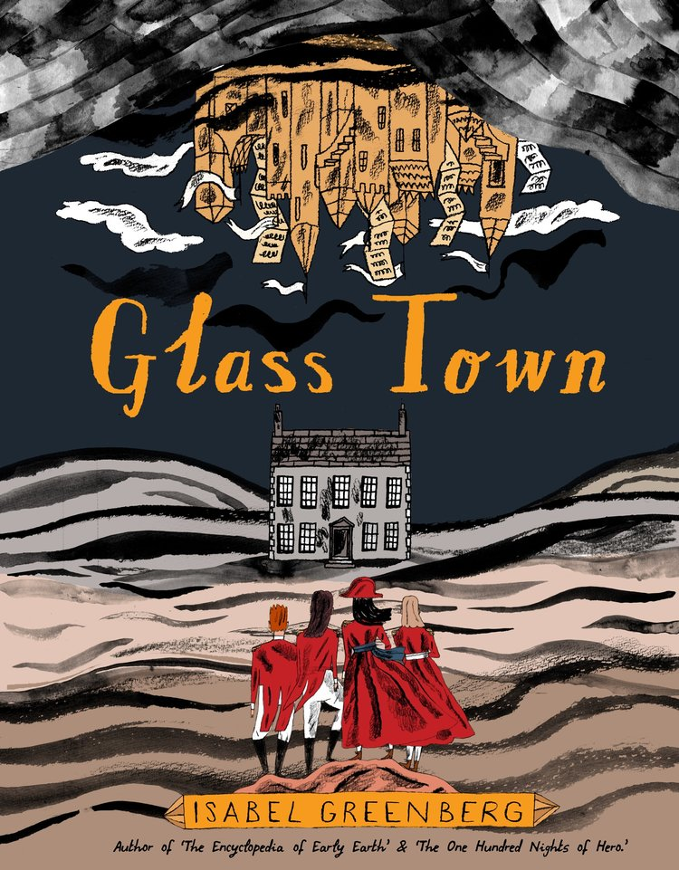 Glass Town Cover
