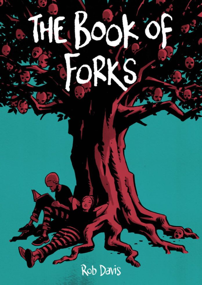 Book of Forks Cover