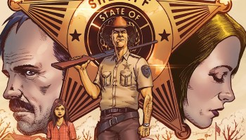 The Big Country cover art