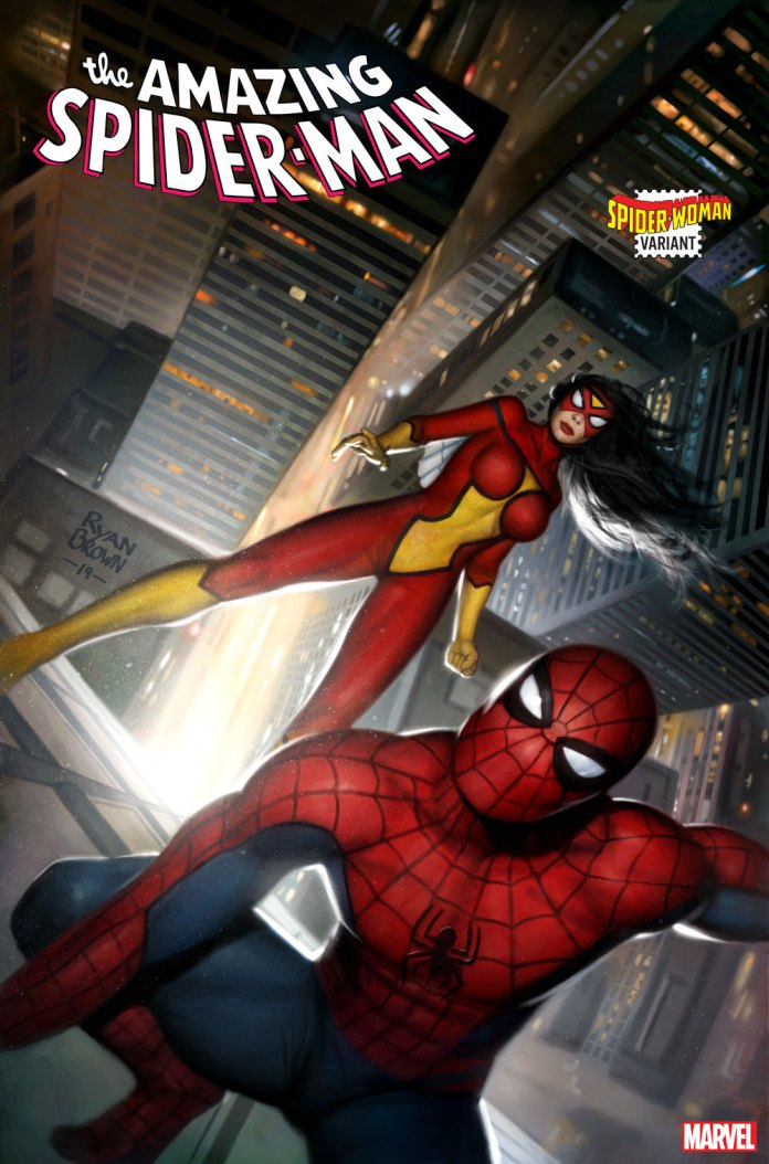 Spider-Woman variants