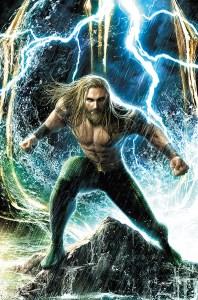 DC Comics January 2020 solicits: Aquaman #58