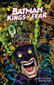 DC Comics March 2020 solicits: Batman: Kings of Fear TP