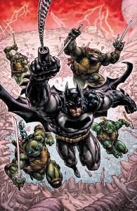 Batman/TMNT III HC