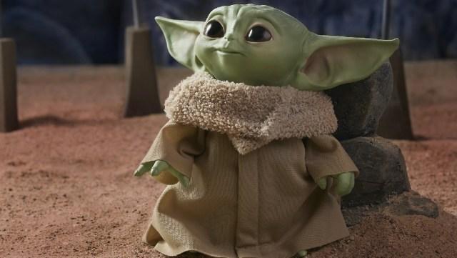Hasbro Baby Yoda toys announced—shut up and take our Beskar!