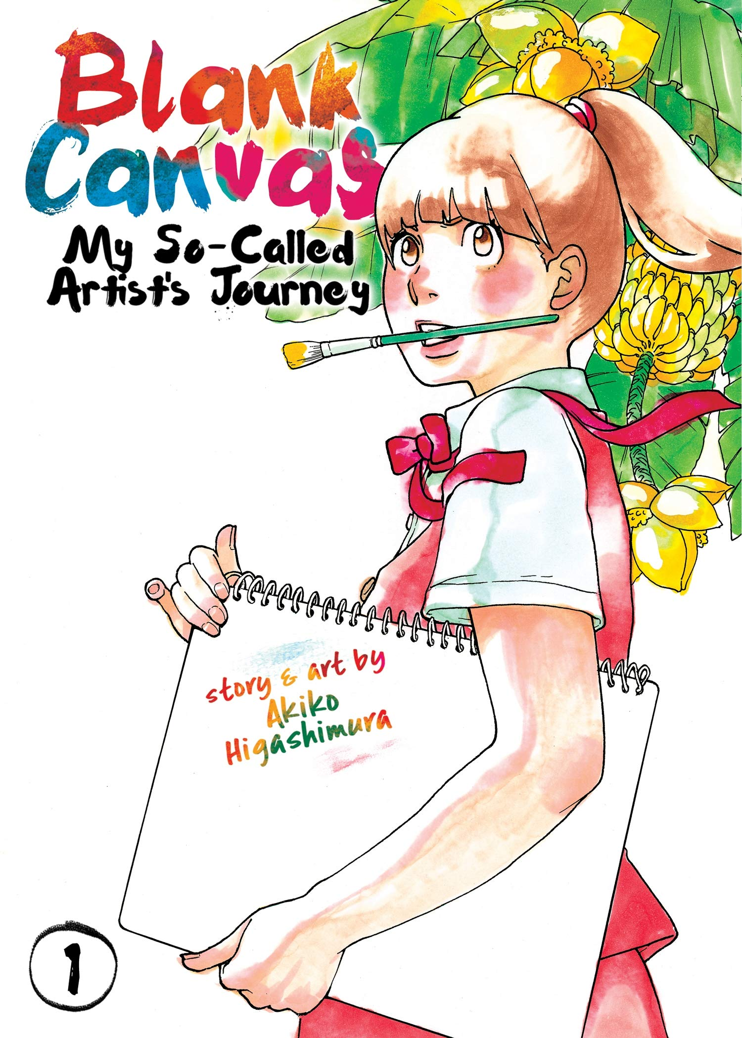 Best Comics of 2019: Blank Canvas: My So-Called Artist's Journey