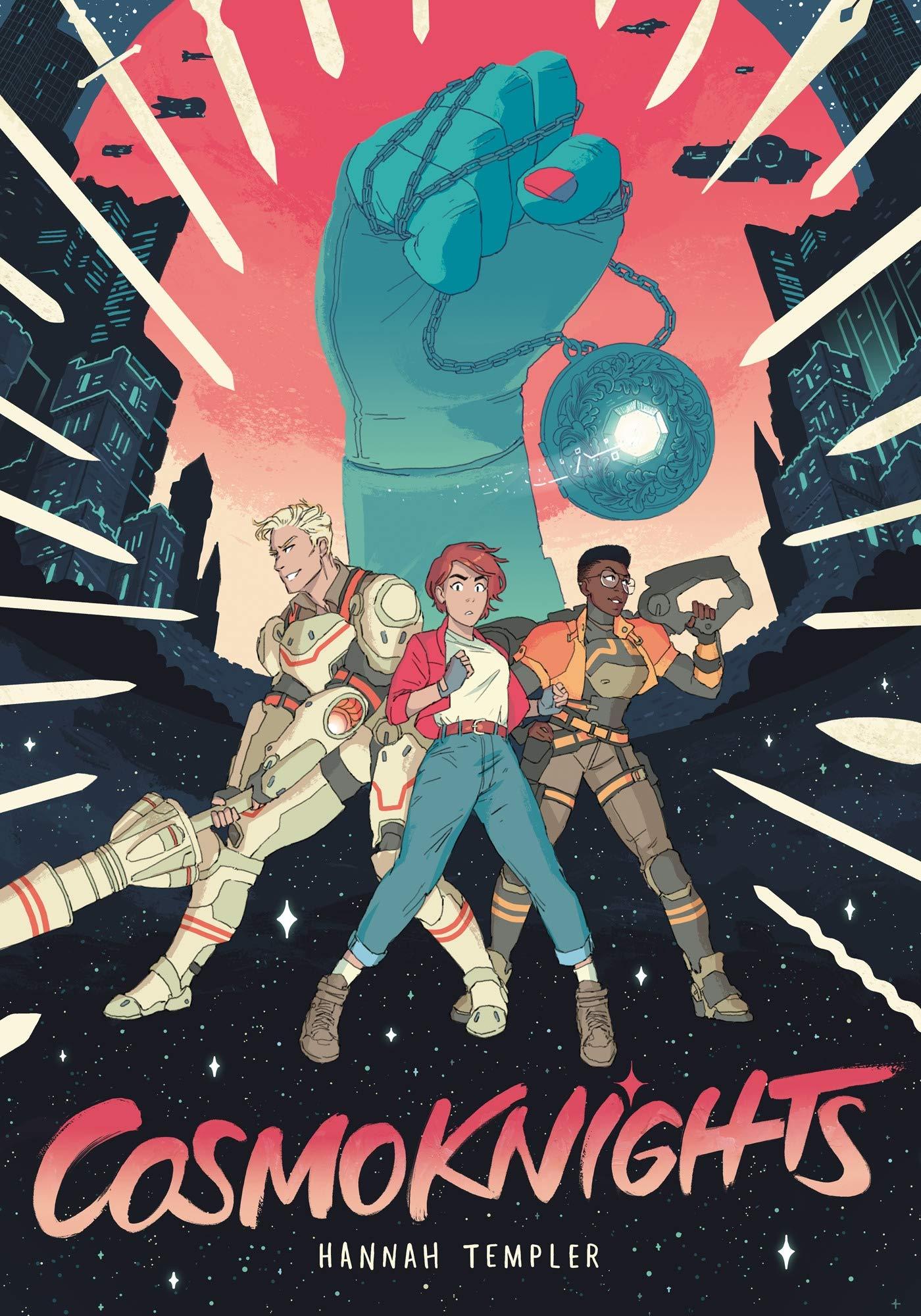 Best Comics of 2019: Cosmoknights