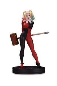 DC Comics March 2020 solicits: DC Cover Girls: Harley Quinn by Frank Cho statue