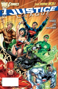 Dollar Comics: Justice League #1 (2011)