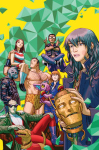 DC Comics March 2020 solicits: Doom Patrol: Weight of the Worlds TP