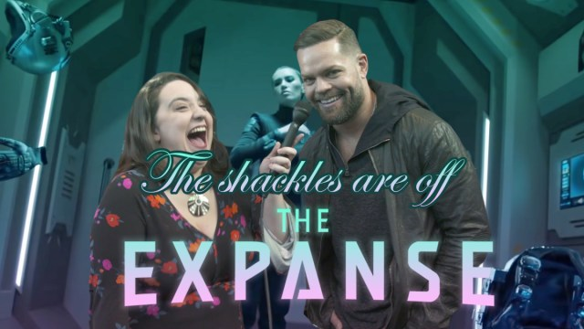 In THE EXPANSE Season 4, the cast wants to show you…everything ( ͡° ͜ʖ ͡°)