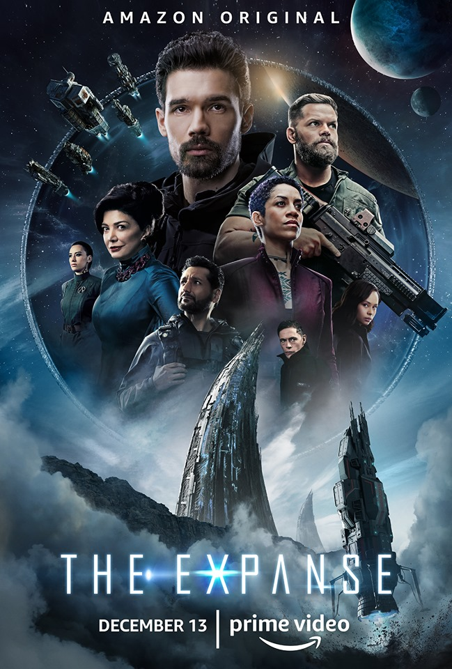 Teaser poster for The Expanse Season 4