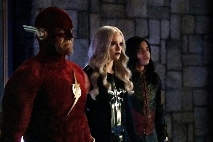 From THE FLASH S6E9; Photo: The CW.