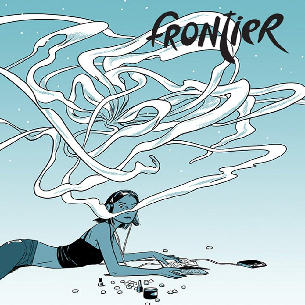 The 100 Best Comics of the Decade: Frontier #7