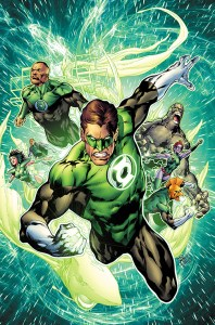Green Lantern by Geoff Johns Book 3 TP
