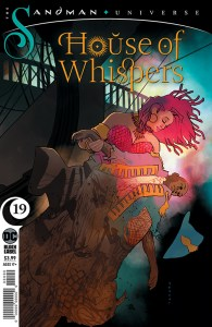 DC Comics March 2020 solicits: House of Whispers #19