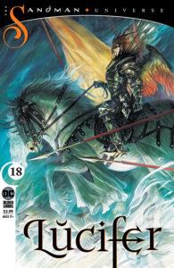 DC Comics March 2020 solicits: Lucifer #18
