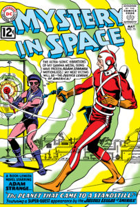 Mystery In Space #75 Facsimile Edition