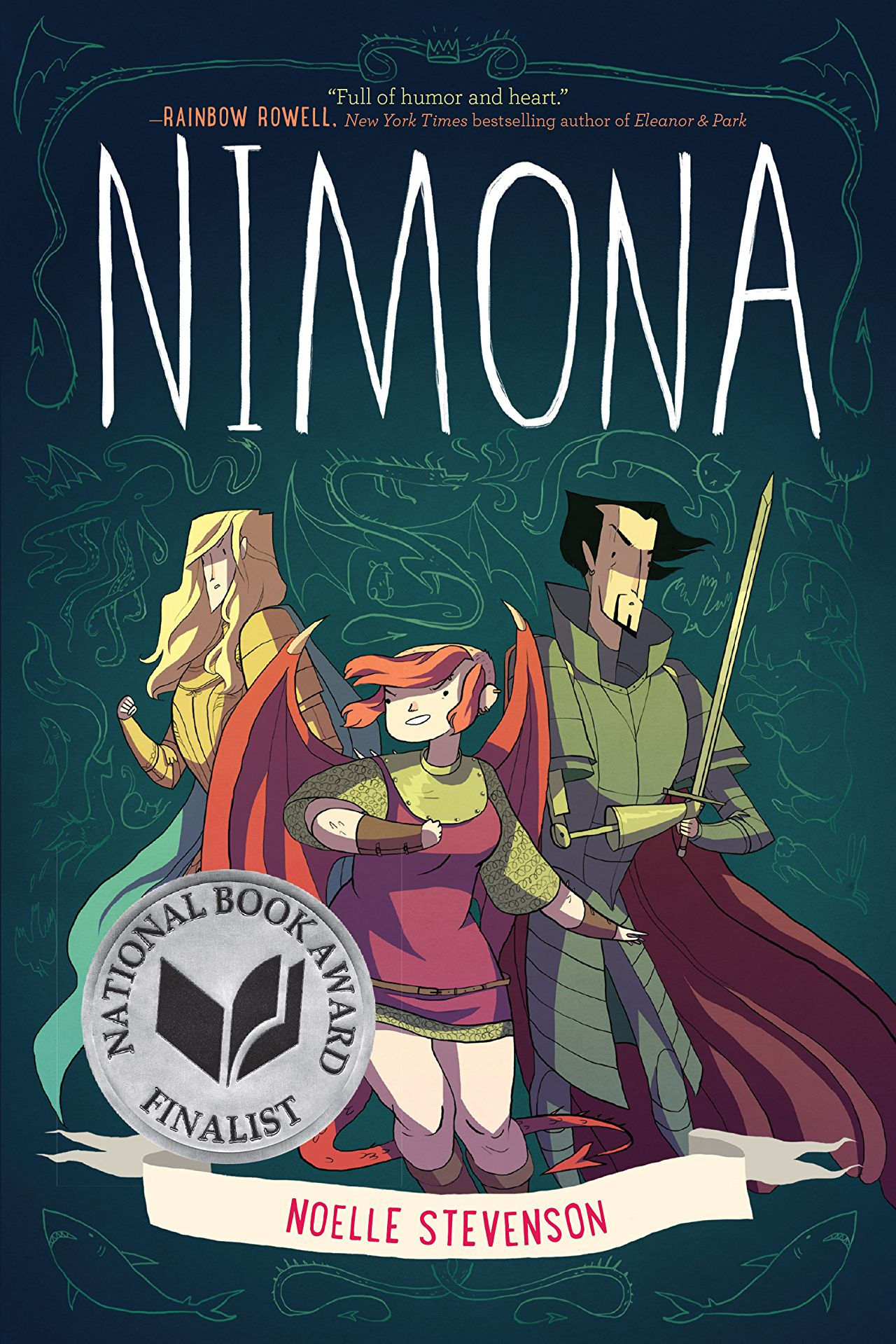 The 100 Best Comics of the Decade: Nimona