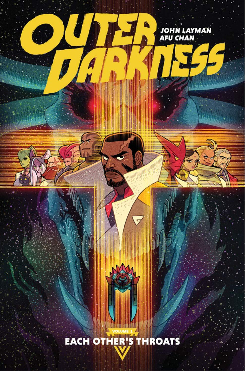 Best Comics of 2019: Outer Darkness