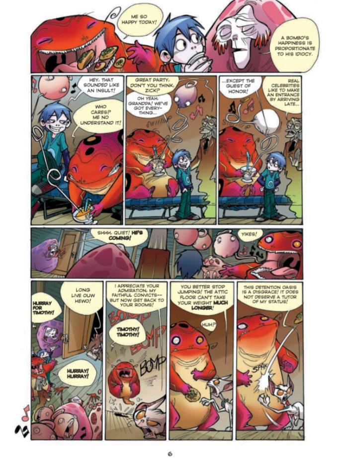 Monster Allergy, Vol. 3: The Stellar Tutor