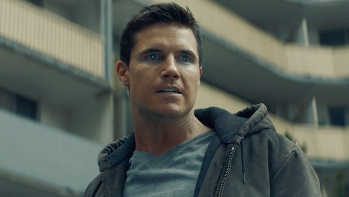 Robbie Amell Code 8