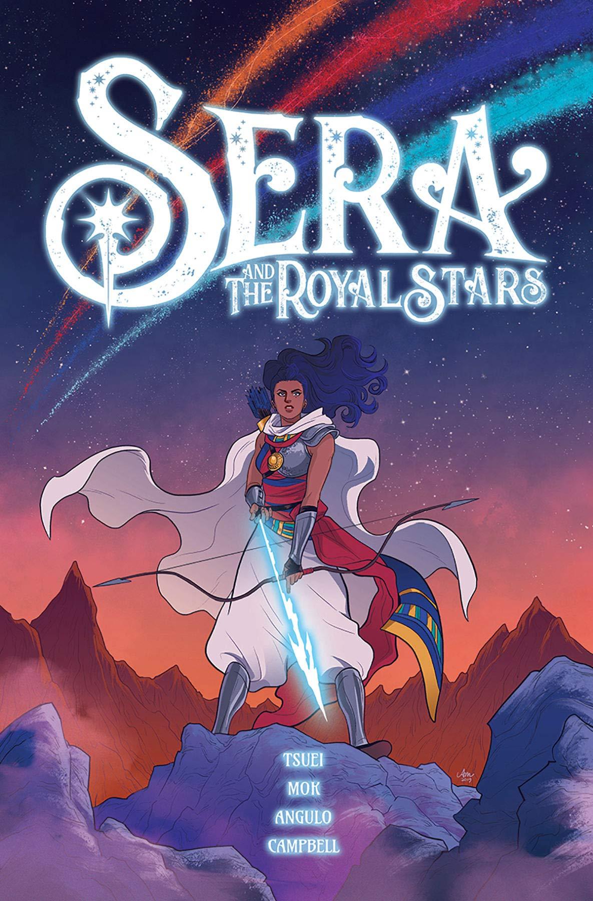 Best Comics of 2019: Sera and the Royal Stars