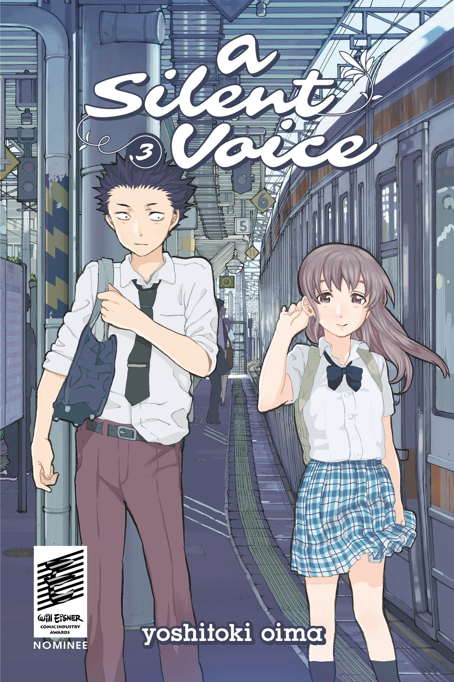 The 100 Best Comics of the Decade: A Silent Voice