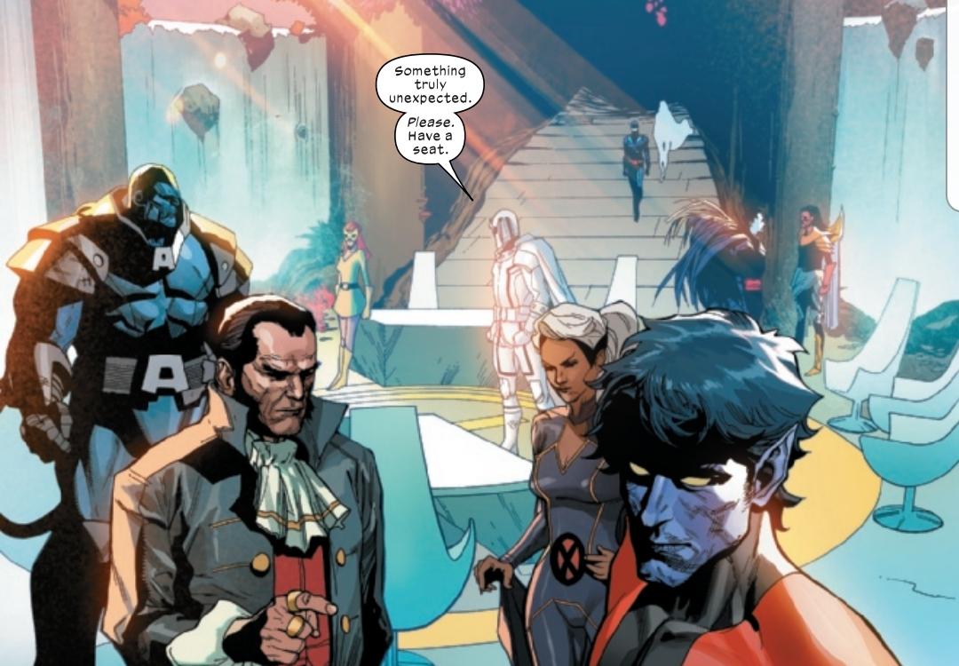 X-men Quiet Council 2019