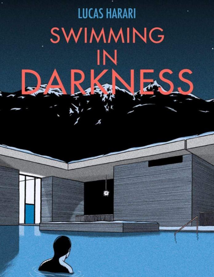 Lucas Harari graphic novel