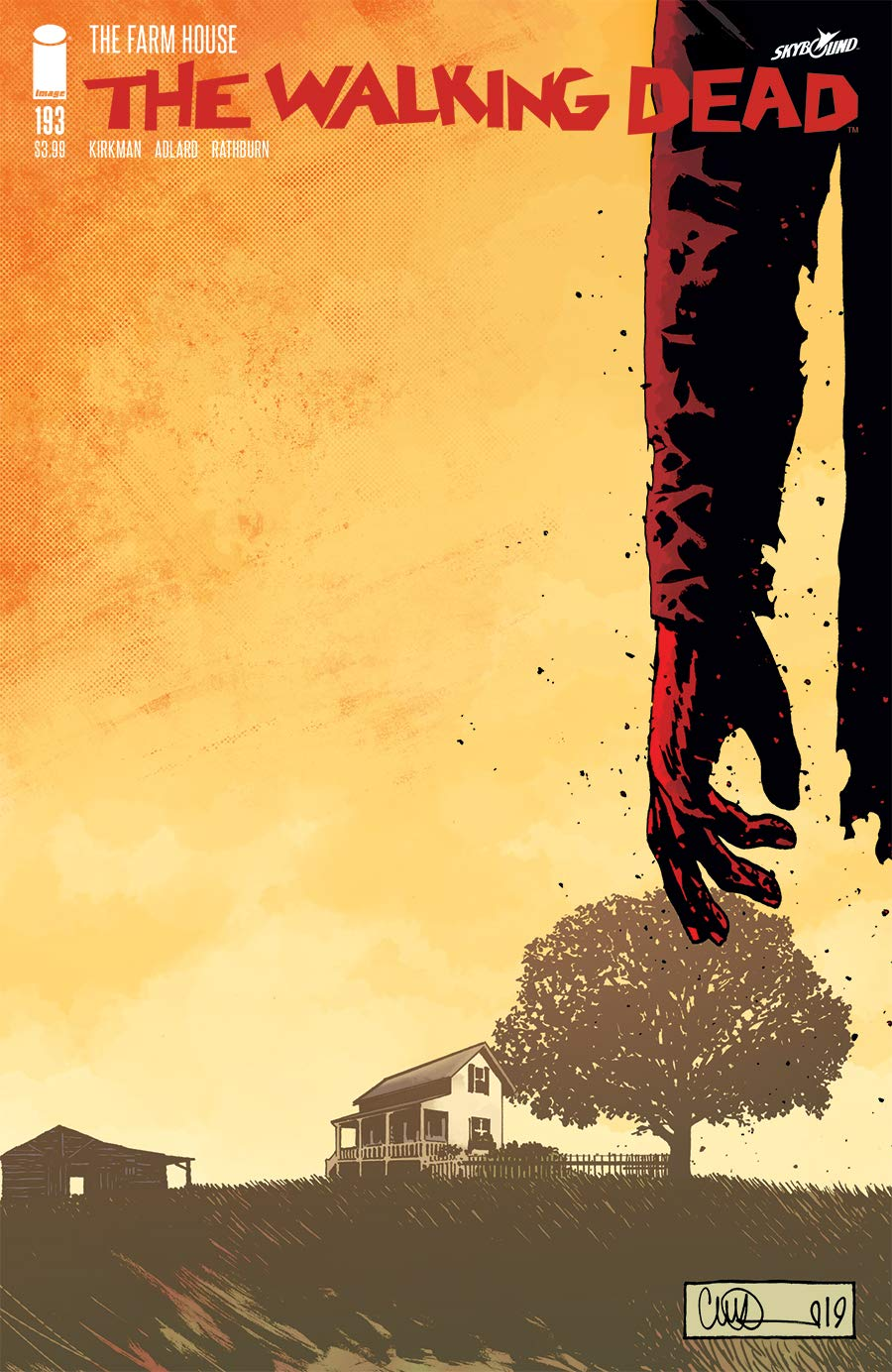 The 100 Best Comics of the Decade: The Walking Dead #193