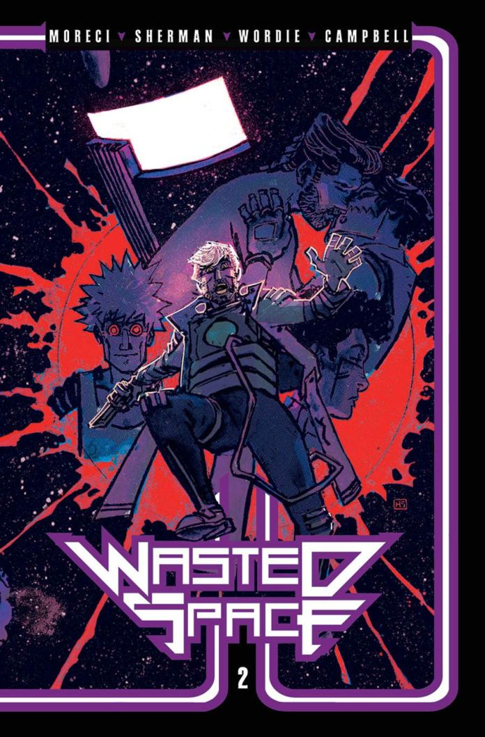 Best Comics of 2019: Wasted Space